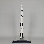 アポロ11号&サターンV型ロケット