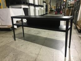 コンソールテーブル・ブラック
