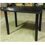 和風ダイニングテーブル(黒)