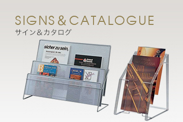 Signs&Catalogue サイン&カタログ
